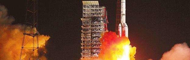 两颗北斗三号卫星在春节前发射成功