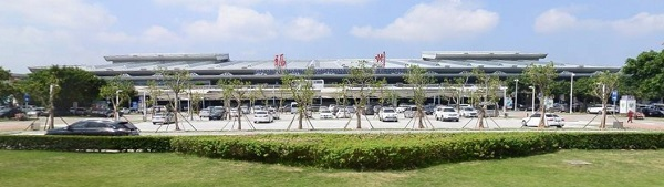 福州长乐国际机场800M数字集群网络优化