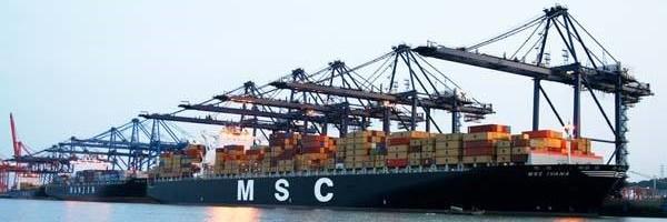 厦门国际货柜800M数字集群室内覆盖