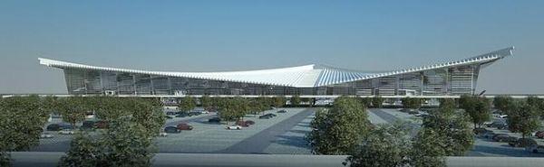 厦门高崎国际机场T4航站楼800M数字集群室内覆盖