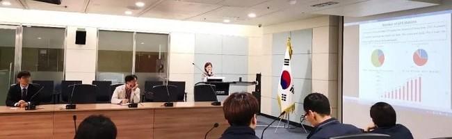 中国气象局与韩国气象厅开展北斗系统气象应用合作
