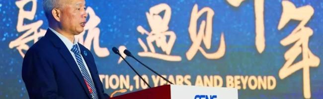 专访 | 杨长风总设计师:北斗全球定位精度大幅提升,未来瞄准PNT体系